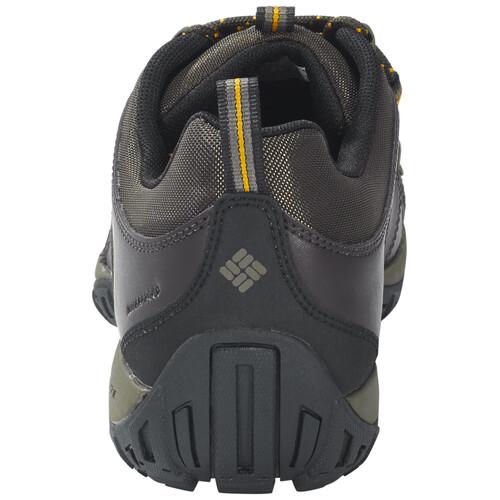 Columbia Peakfreak Venture Waterproof - Chaussures Homme - marron sur campz.fr !